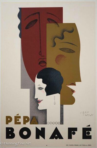 Jean Carlu, 'Pepa Bonafe', 1928
