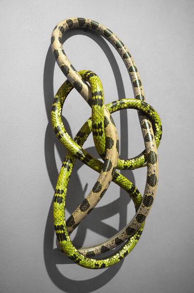 Mazenett Quiroga, 'Gente Serpiente', 2019
