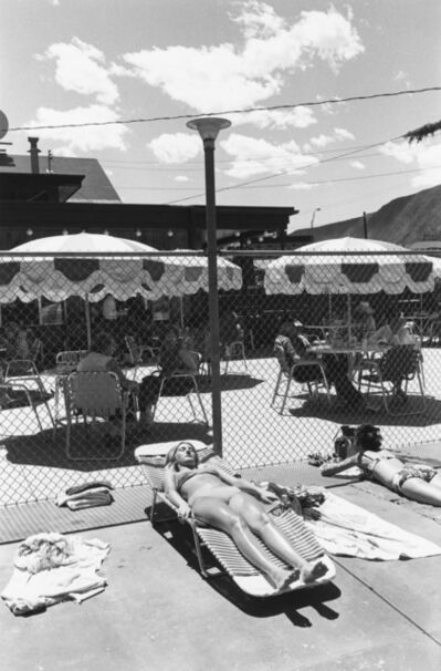 Lee Friedlander, 'Glenwood Springs, Colorado', 1971 / printed 1970s