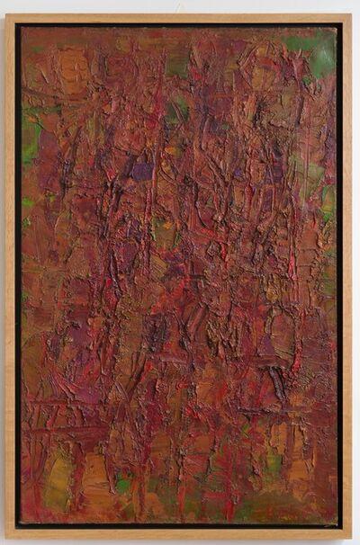 Ennio Morlotti, 'Studio di nudi (bagnanti)', 1958