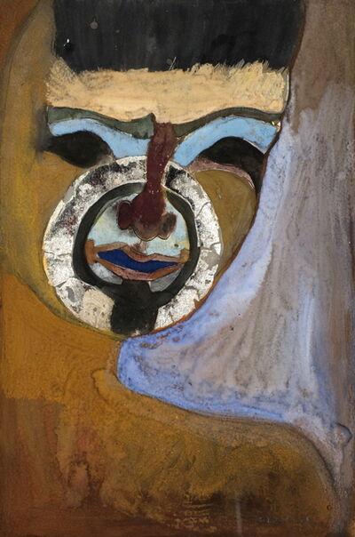 Francisco Toledo, 'Self-Portrait', 1987