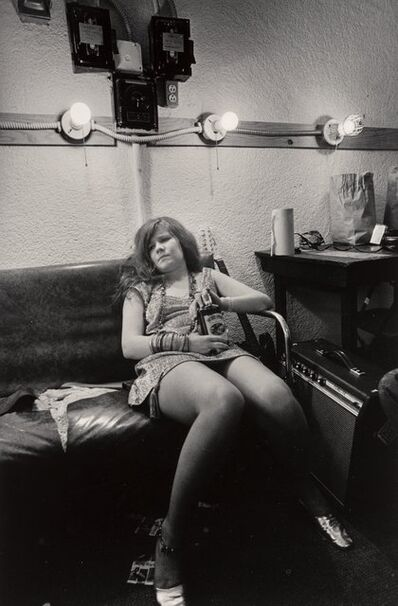 Jim Marshall, 'Janis', 1968
