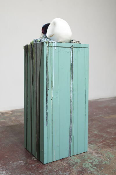 Bhakti Baxter, 'Imploded Ball Barf (scooby doo', 2011