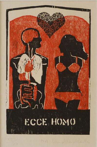 """Anna Maria Maiolino, '""""Ecce Homo""""', 1967"""