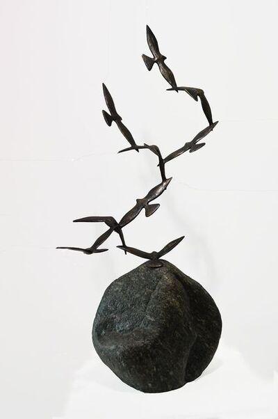 Ian Pollock, 'Birds in Flight - Medium', 2016