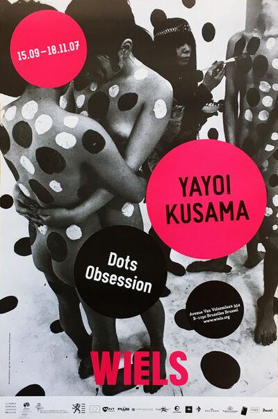 Yayoi Kusama, 'Yayoi Kusama Dots Exhibition Poster 'Kusama Dots Obsession'', 2007