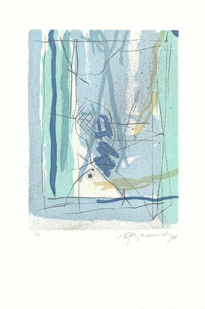 Albert Ràfols-Casamada, 'Floral-4', 1987