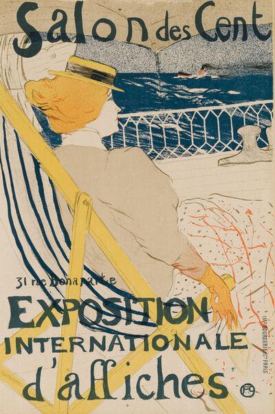 Henri de Toulouse-Lautrec, 'Passenger in Cabin 54', 1896