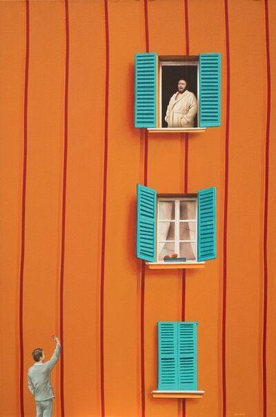 Carlos Oviedo, 'La Dolce Vita', 2020