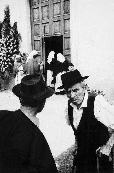 Federico Patellani, 'Grottaglie, Taranto', 1970