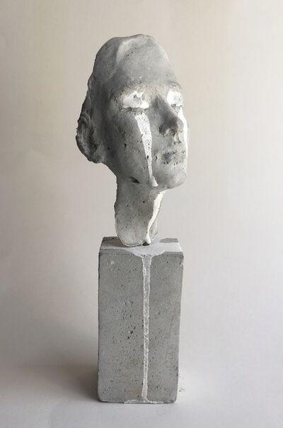 Beatrice Bizot, 'Petit ciment Larmes II', 2017