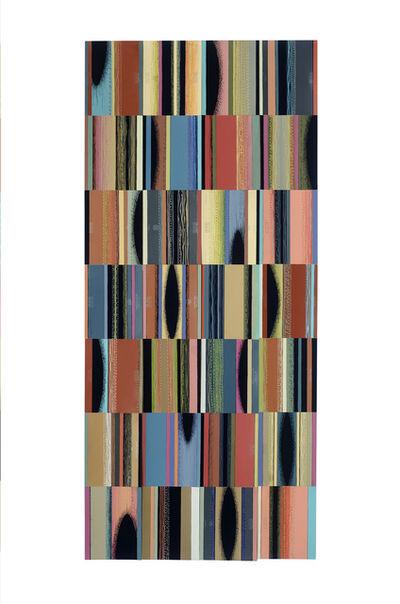 Mercedes Elena González, 'Dilatante (Small Tapestry I)', 2015-2019