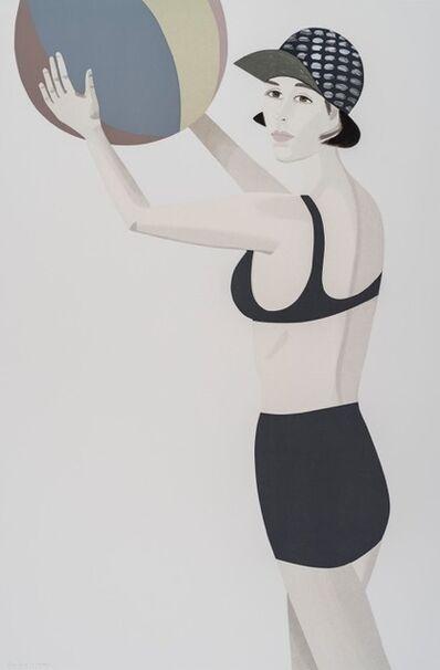Alex Katz, 'Chance 3 (Vivien)', 2016