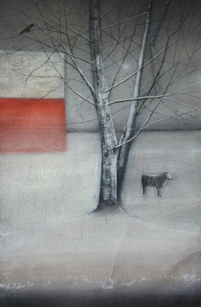 Thomas Lamb, 'Ram Midwinter'