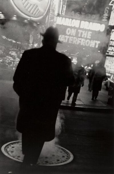 Louis Stettner, 'The Great White Way, Times Square at Night, New York', 1954