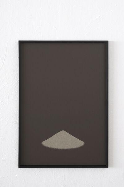 Christoph Eisenring, 'Ohne Titel (Sandhaufen)', 2013