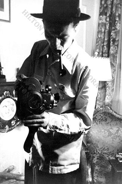 Nancy Sinatra Sr., 'Frank Sinatra - Shoot Me Shooting You', ca. Mid-1940s
