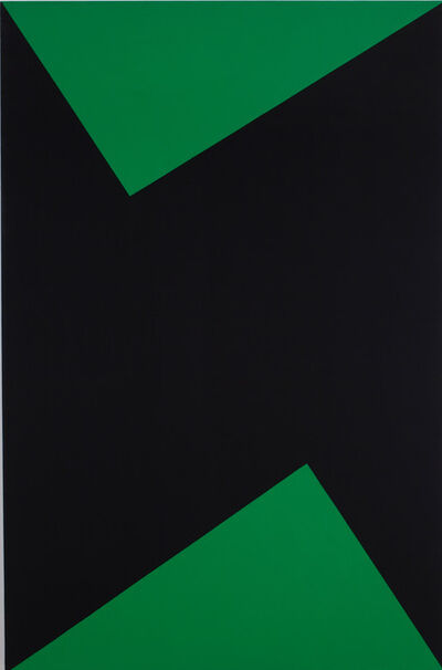 Carmen Herrera, 'Wednesday', 1978