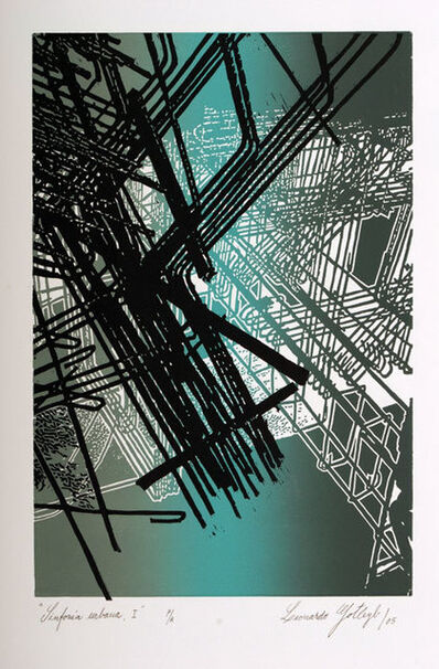 LEONARDO GOTLEYB, 'Urban Symphony I', 2005