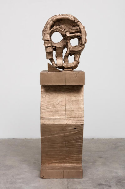 Thomas Houseago, 'Algol Head', 2015