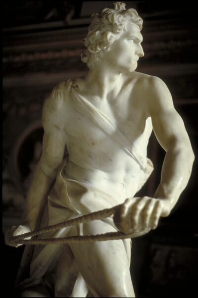 Gian Lorenzo Bernini, 'David', 1623