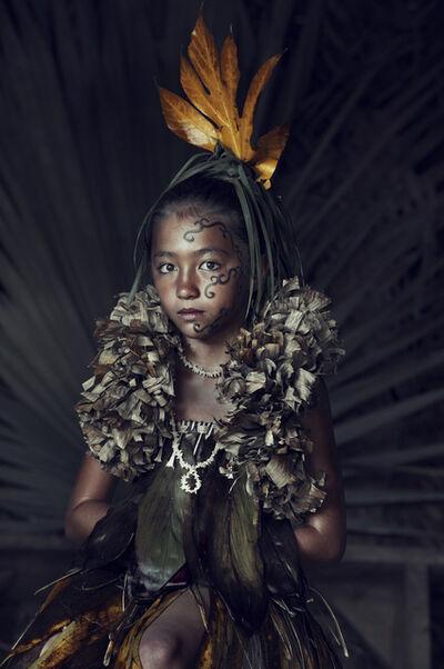 Jimmy Nelson, 'Te Pua O Feani, Atuona, Hiva Oa', 2016