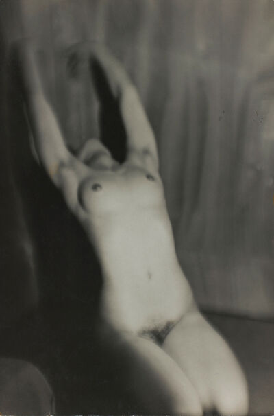 Germaine Krull, 'Nu féminin (Female nude)', 1928
