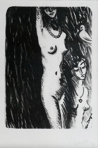 Kees van Dongen, 'Torso', 1924