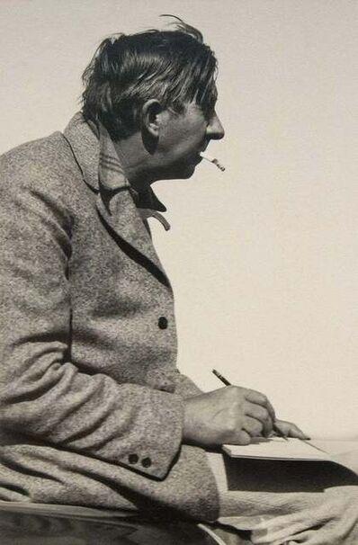 Ansel Adams, 'Portrait of Frank Applegate, Artist, Santa Fe, New Mexico', ca. 1930