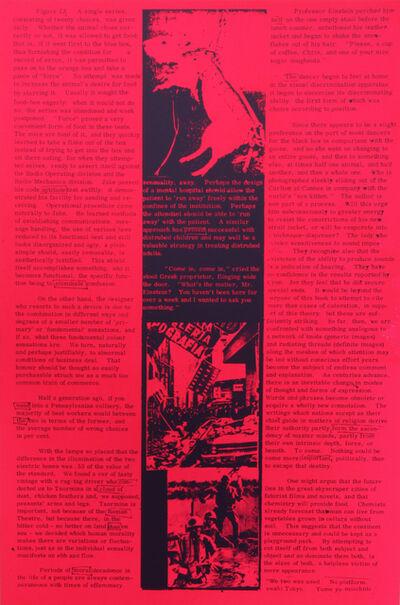Eduardo Paolozzi, 'A Single Series Consisting of Twenty Choices from General Dynamic F.U.N. Portfolio', 1970