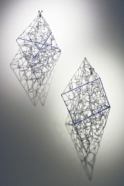 Anna Skibska, 'Geometry: Cloudy Summer Morning', 2019