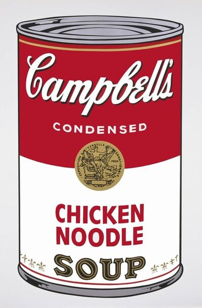 Andy Warhol, 'Campbell's Soup I: Chicken Noodle (FS II.45) ', 1968