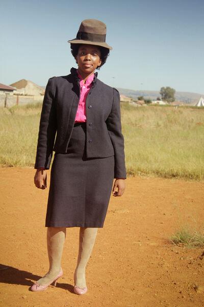 Lebohang Kganye, 're shapa setepe sa lenyalo I', 2012