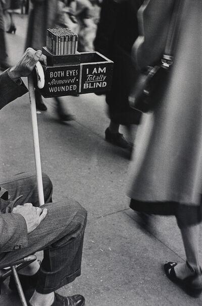 Louis Faurer, 'Market Street, Philadelphia', 1937