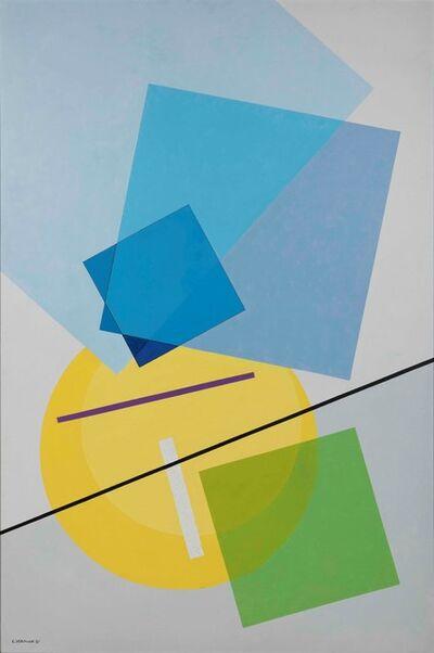 Luigi Veronesi, 'KF 11', 1991