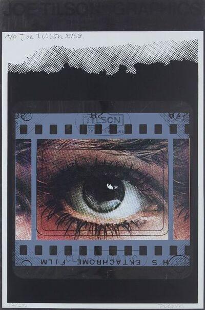 Joe Tilson, 'Clip-O-Matic Eye, Vancouver Art Gallery,', 1979