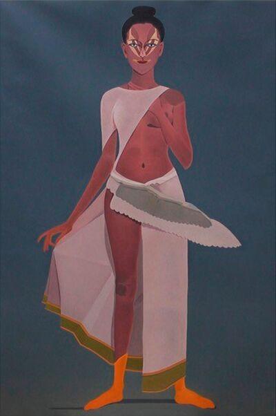 Surendran Nair, 'Dabchick-Grebe', 2016