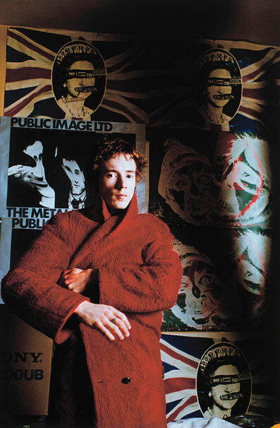 Sheila Rock, 'Johnny Rotten, London', 1980