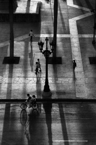 René Burri, 'Plaza José Marti. Havana, Cuba', 1993