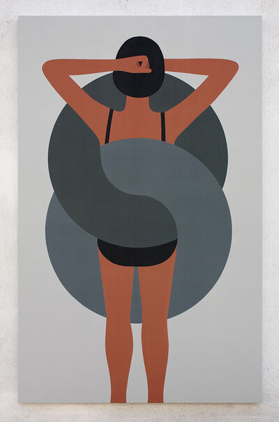 Geoff McFetridge, 'The Experience of Infinity', 2015