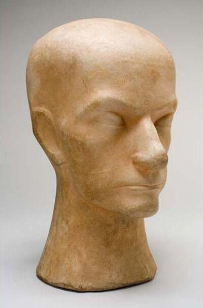 Raymond Duchamp-Villon, 'Baudelaire ', 1911