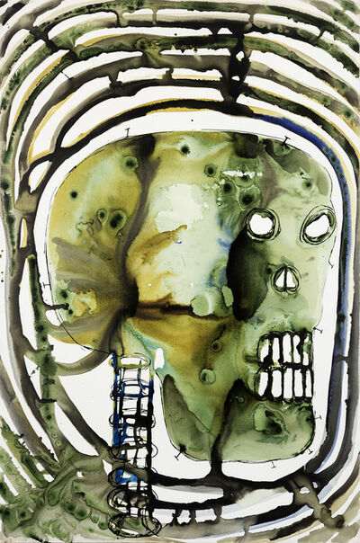 Barthélémy Toguo, 'Nuclear Destiny II', 2015