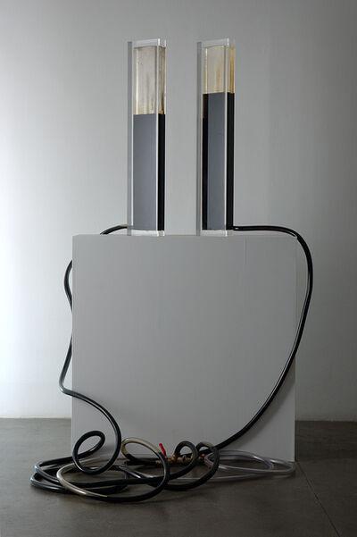 Andrei Molodkin, 'Twin Towers', 2006