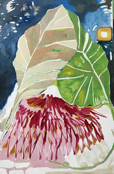 Alejandra Seeber, 'Naked leaves', 2017