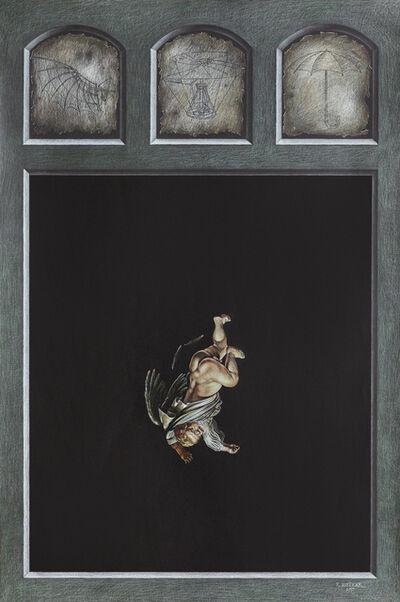 Rubén Alpízar, 'De la serie: De cómo salvar el naufragio de un ángel', 2015