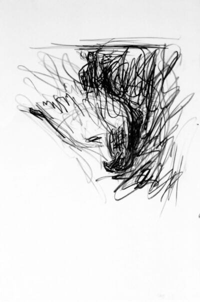 Georg Baselitz, 'Adler, 1.3.79', 1979