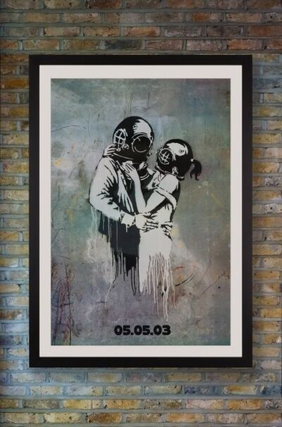 Banksy, 'Blur - Think Tank UK Promotional Poster', 2003