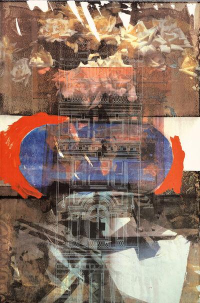 Robert Rauschenberg, 'Tribute 21: Happiness', 1994