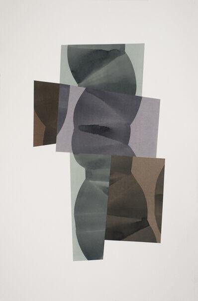 Simone Rochon, 'Ombres souples no. 5', 2017