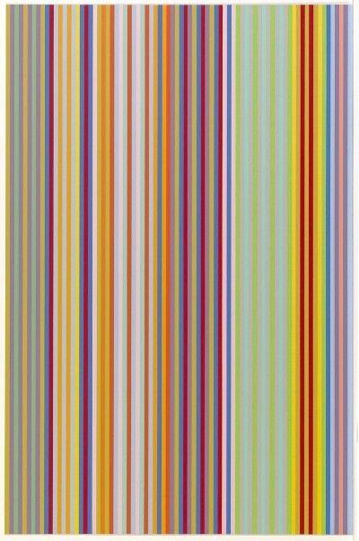 Gene Davis, 'Graf Zeppelin from Portfolio Series I', 1969